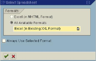 Linking Excel and SAP using VBA Microsoft Excel